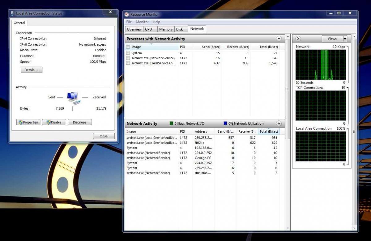 Unauthorised broadband usage every 5mins  - Networking